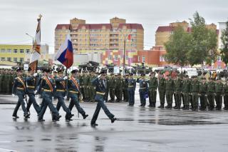 4-ая гвардейская Кантемировская танковая дивизия - 77 лет